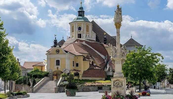 Eisenstadt austria