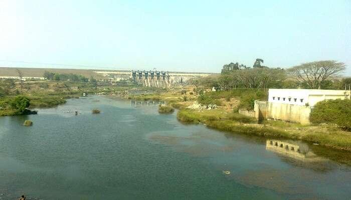 Hemavathi Dam