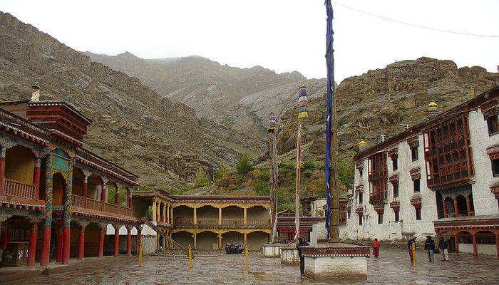 Hemis Near Srinagar