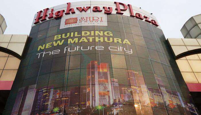 Highway Plaza Mall