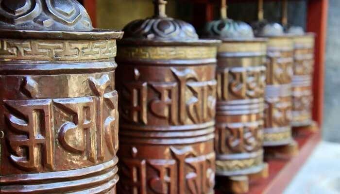 Himalaya Nyingmapa Buddhist Temple manali