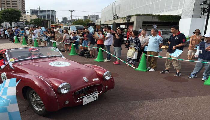 Hokkaido Rally