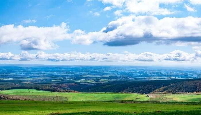 Hokkaido view