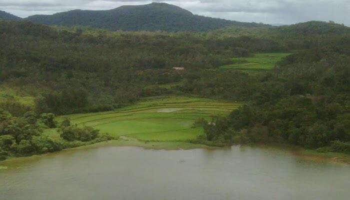 Honnamana Kere Lake