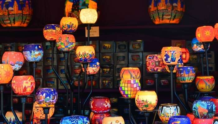 lamps which is awesome