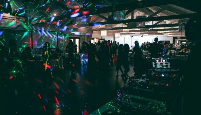 nightclubs that witnesses luxurious and high-class nightclub