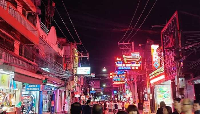 vibrant nightlife in thailand