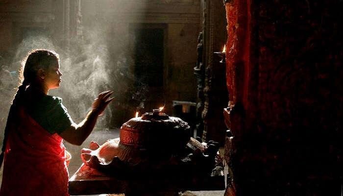 Inavolu Mallanna Temple