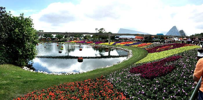 International Garden Festival, France