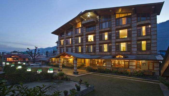 JJ By Vivaan Resorts