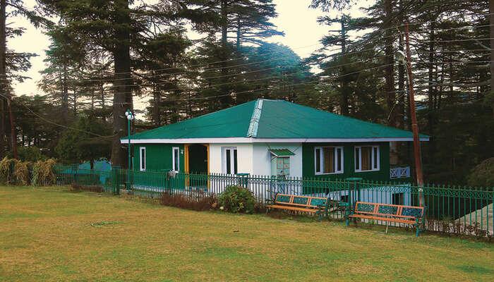 JKTDC Huts in Chasme Shahi