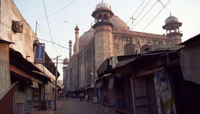 Jama Masjid Mathura