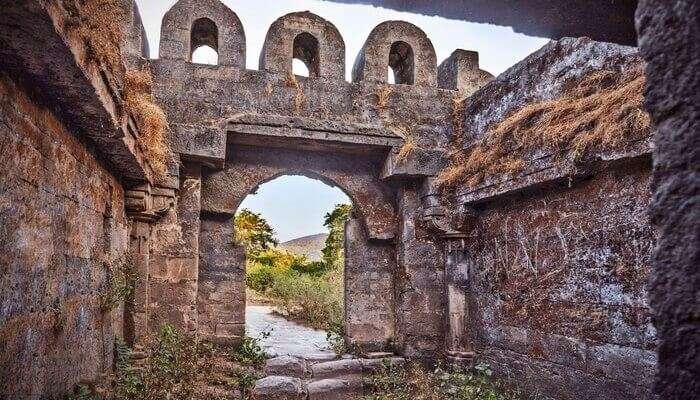 Junagadh old structure