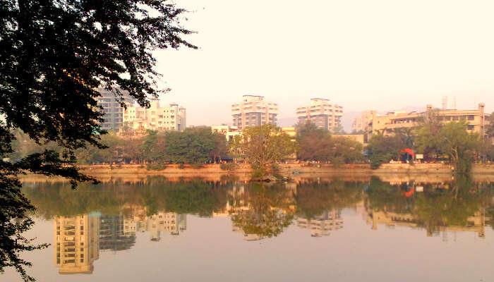 Kachrai Lake, Thane