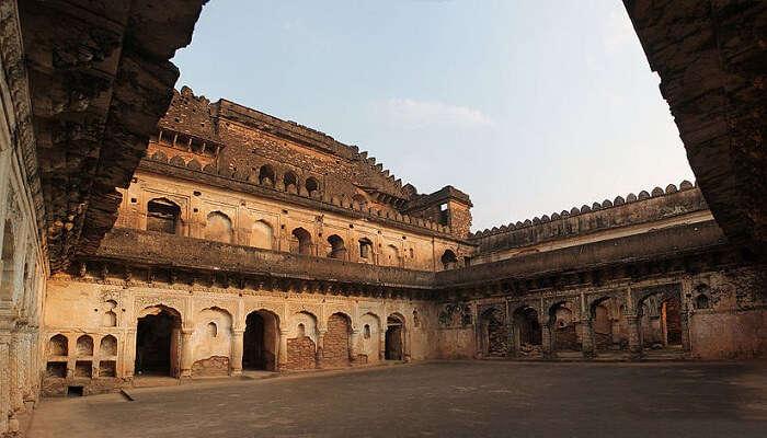 Kalinjar Fort