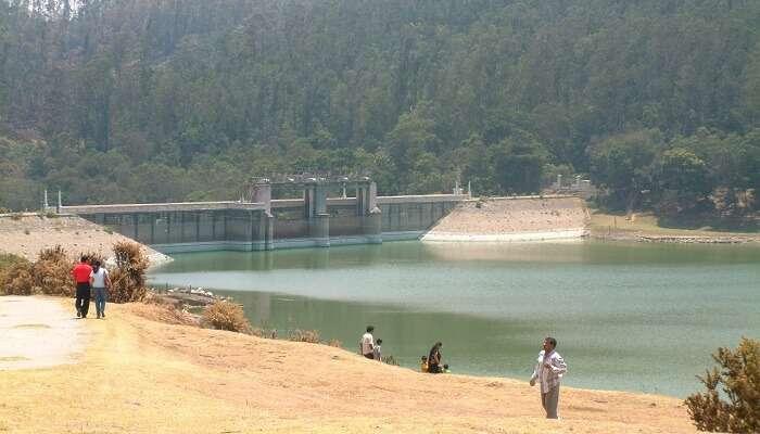 Kamaraj Dam