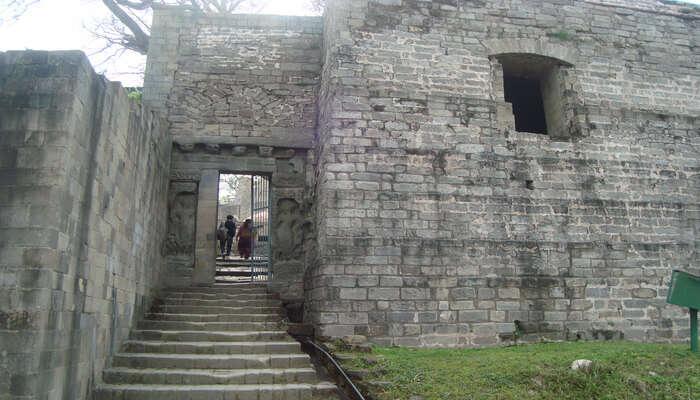 Kangra Fort View
