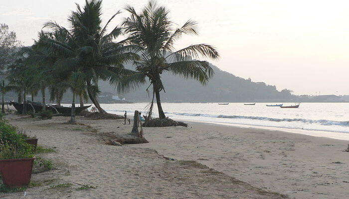 Karwar Beach View