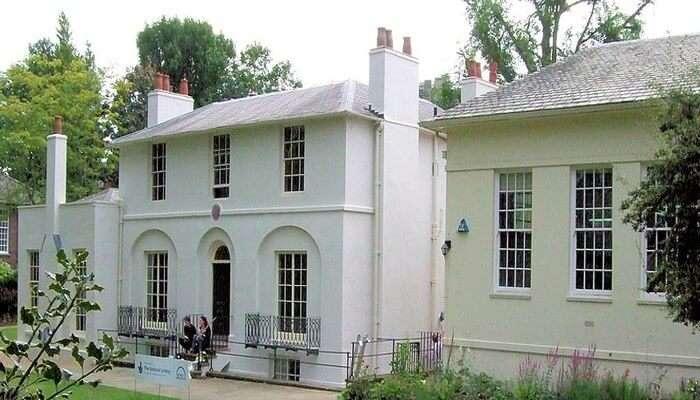 Keats_House in London