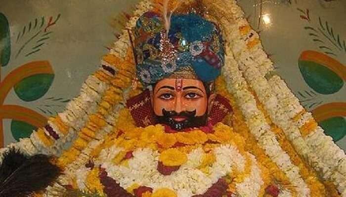 Khatushyamji Mandir In Sikar
