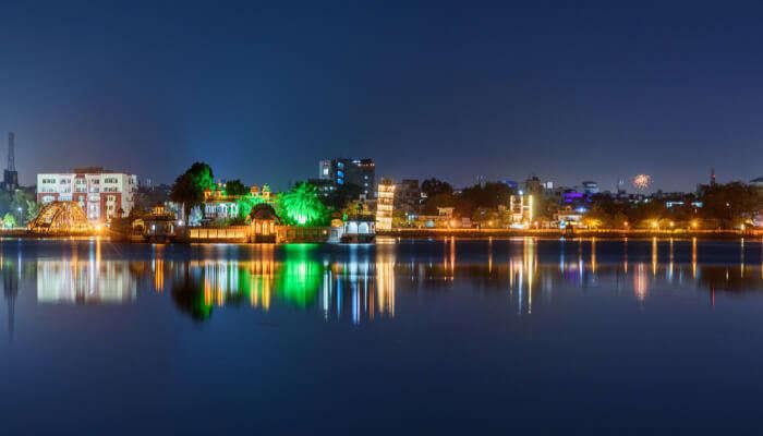 Kishore Sagar Lake, kota