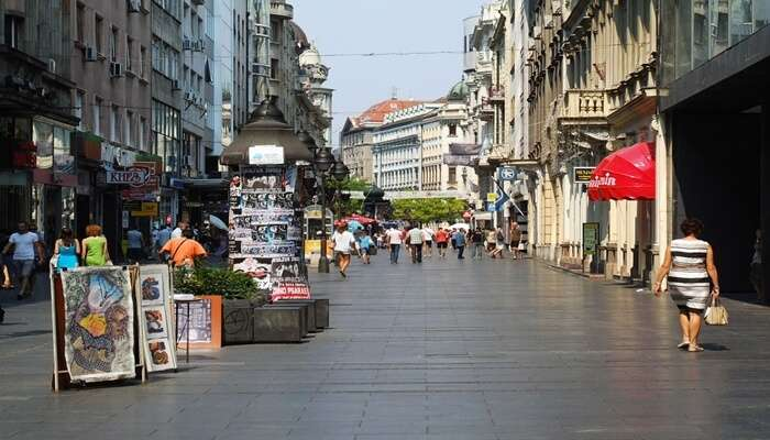 Knez_Mihailova_street