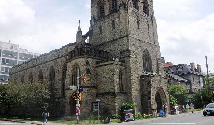 Presbyterian Church is named in honor of John Knox