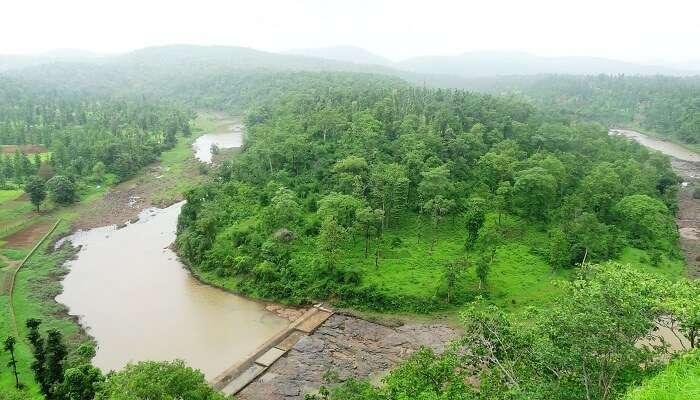 Kootu Poley Dam