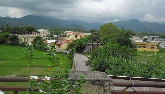 A Serene Town
