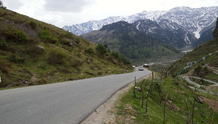 Kothi Village in Manali