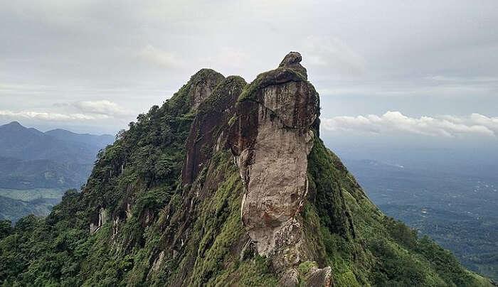 highest point in Kottayam
