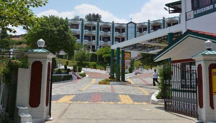 Krishna Orchard Resort