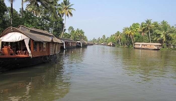 one of the romantic destination of Kerala