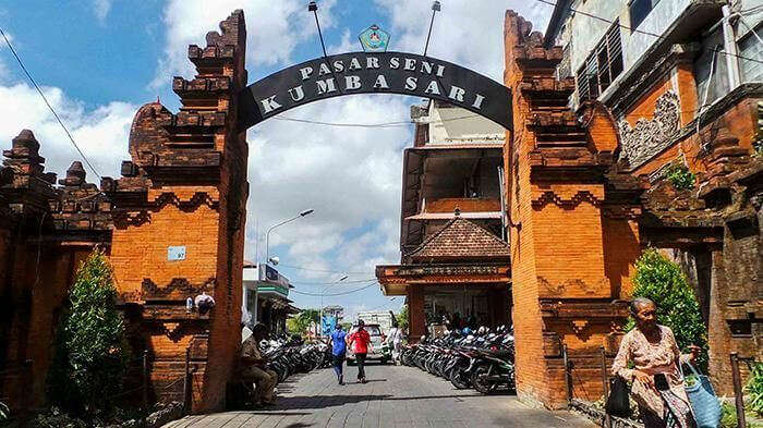 Kumbasari Art Market, Bali