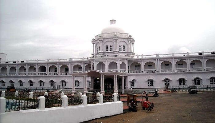 Kunjaban Palace Agartala