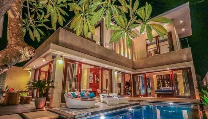 La Luna Belle Villa In Bali