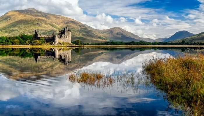 Lakes in Scotland