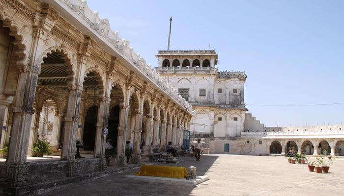 Lakhota Museum View