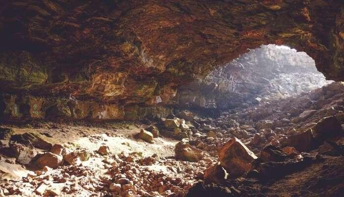 Lakhudiyar Caves