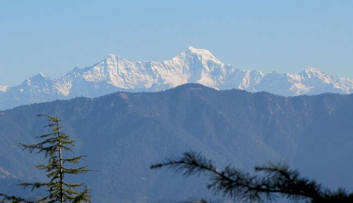 Lal Tibba is the highest peak in Mussoorie