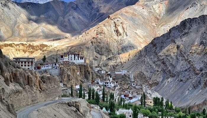 Lamayuru Near Srinagar
