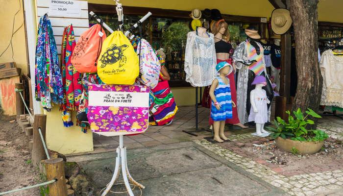 Outfits shop