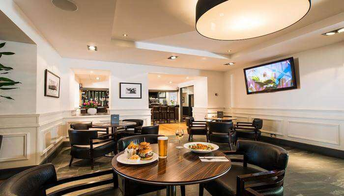 Leonardo Hotel Edinburgh Murrayfield Restaurant And Bar