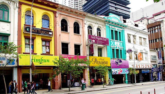 Little India, Malaysia