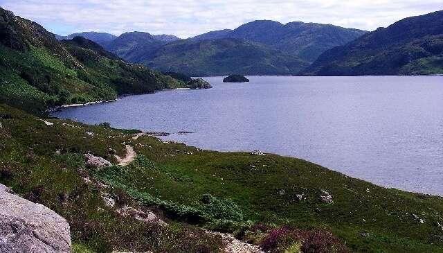fresh lake