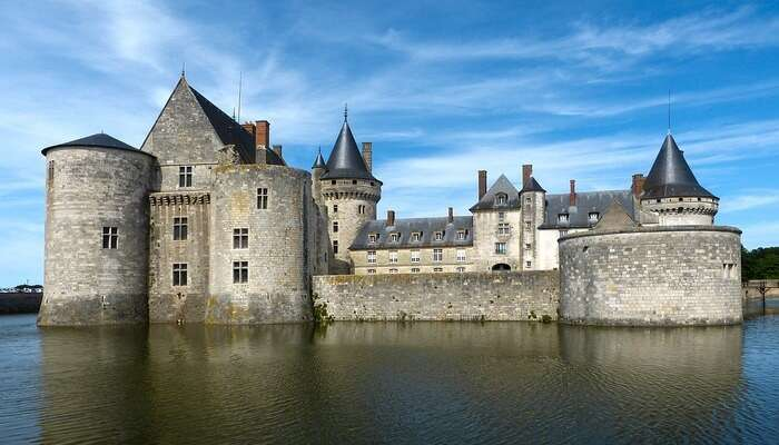 Loire Valley is a great destination