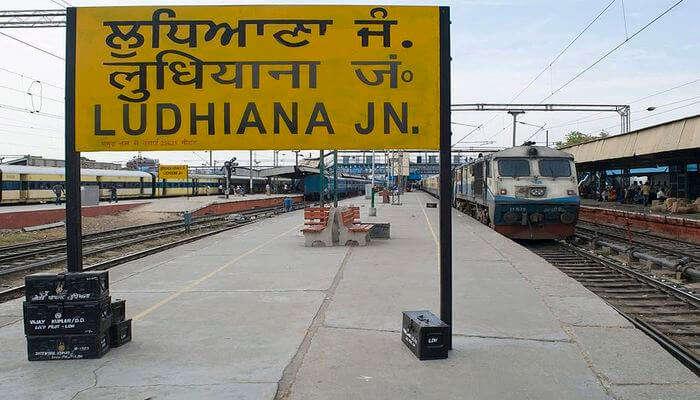 Ludhiana Junction Railway station