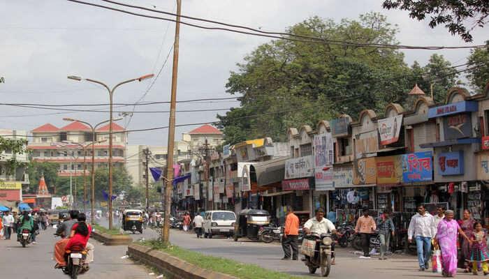 M. G Road