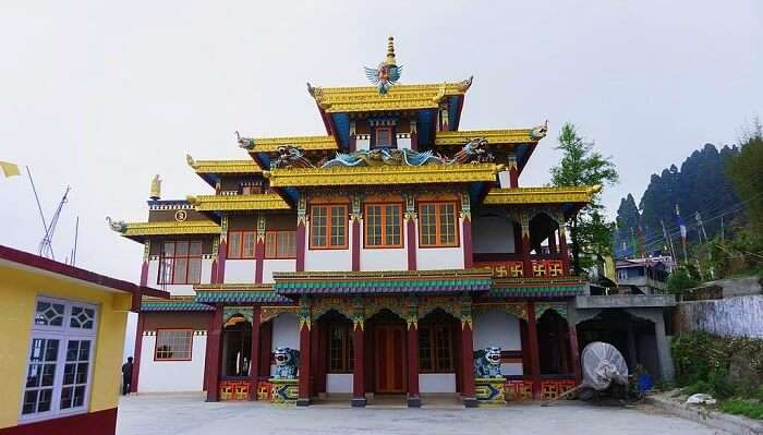 Magdhog Yolmowa Monastery