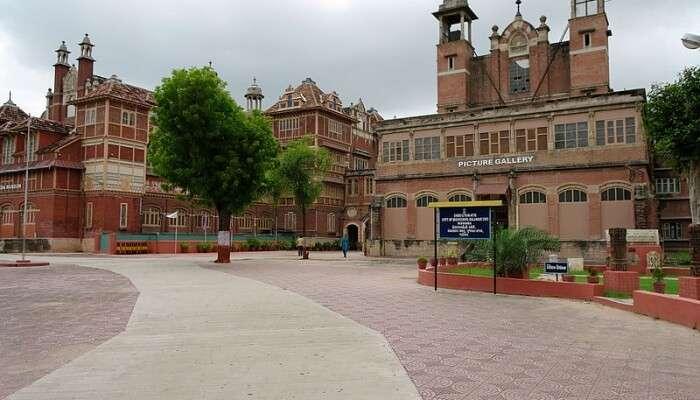 Maharaja Fateh Singh Museum View